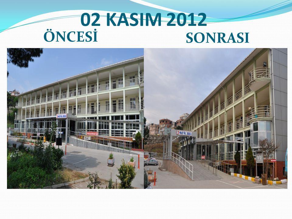 02 KASIM 2012 ÖNCESİ SONRASI