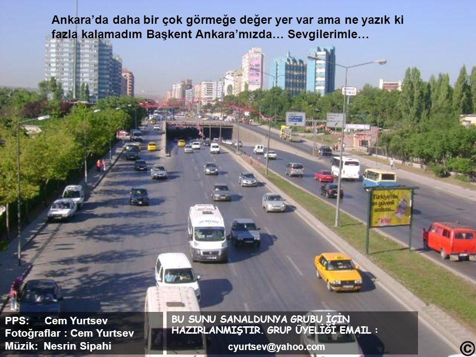 Ankara Kızılay ve sokakları … Güven Park - KızılayGüven Park - Kızılay