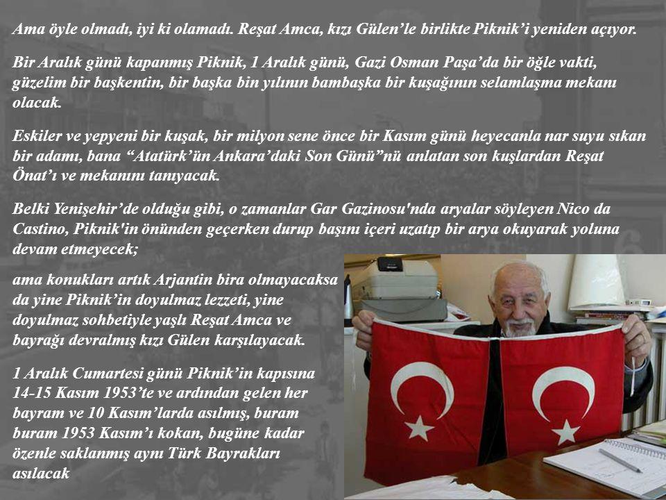 Bu detayların dışında, Celal Bayar'dan, Bülent Ecevit'e, ihtilal yapanlardan, ihtilal yapılanlara, diplomatlardan, yazarlara, sanatçılardan, gazetecil