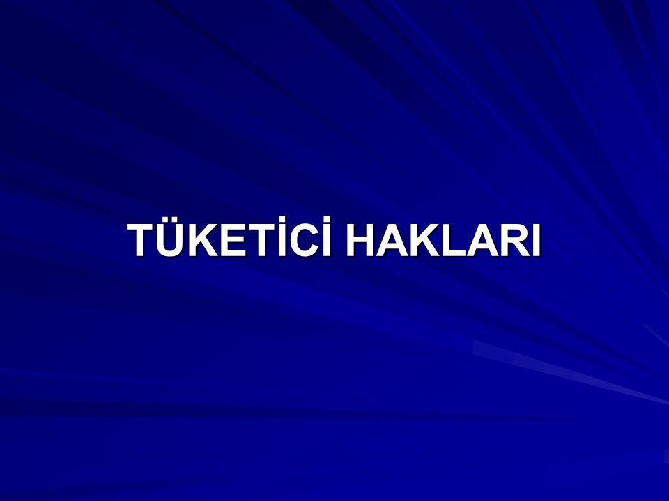 KUSURLU MAL ALANLARIN HAKLARI NELERDİR.