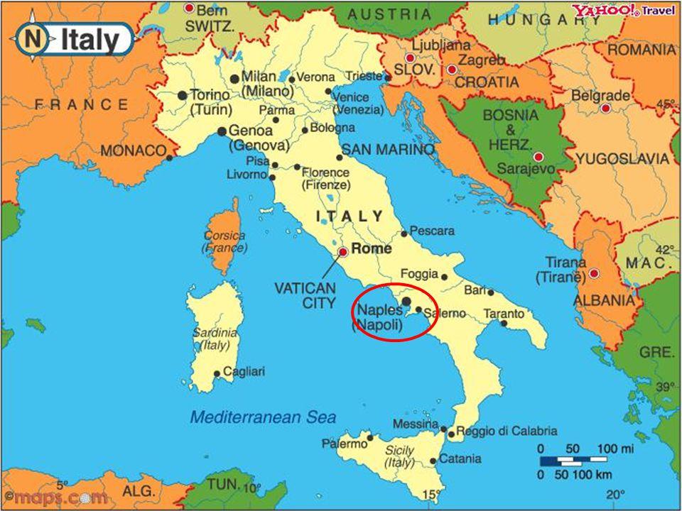 Napoli için söylenecek o kadar söz var ki...Nereden başlasak...
