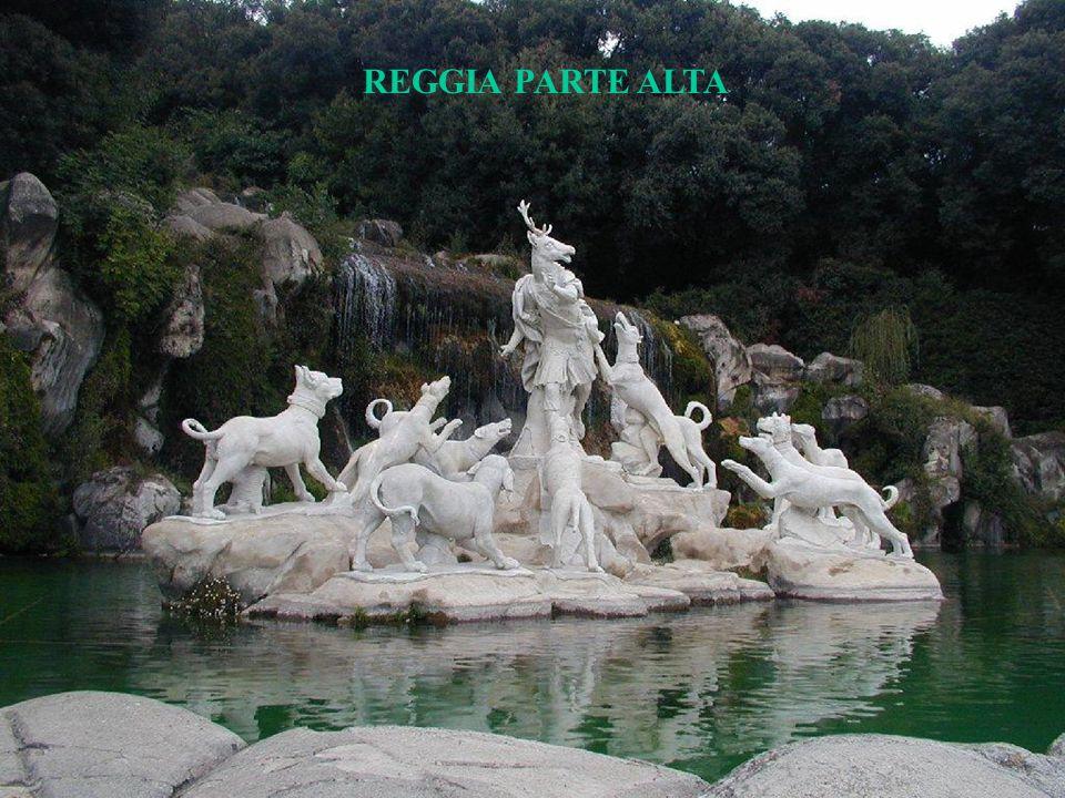REGGIA PARTE ALTA
