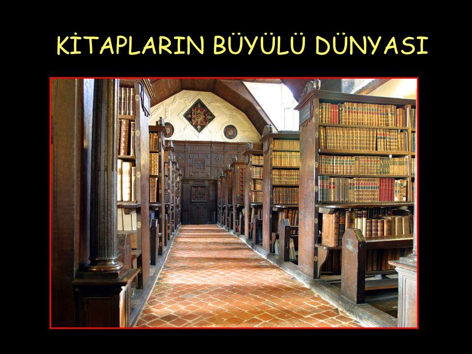İnsanlığın Bilim ve kültür tarihi, yüzyıllar önce üç büyük kütüphanenin, Bağdat, Buhara ve İskenderiye kütüphanelerinin kurulmasıyla temeli atılmış, fakat yine insanlık kendi elleriyle kurduğu bu kütüphaneleri iktidar ve görüş ayrılıkları yüzünden toplumun gözü ve vicdanı önünde YAKMIŞ ve TÜKETMİŞTİR!