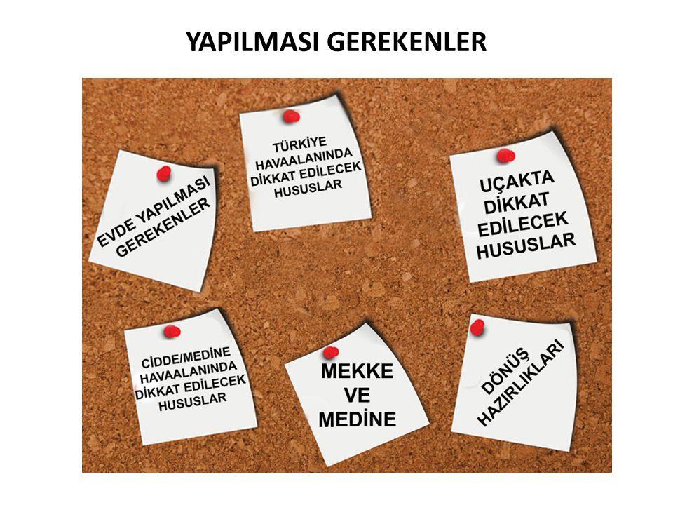 KURBAN ÜCRETLERİ TÜRKİYE'DE YETİŞTİREMEYENLER İSE MEKKE'DE HAC ÖNCESİ Değerli Hacı Adayımız; Hac Kurban Ücretleri 2012 Yılı Haccı için kesin kayıt yaptırıp Kurban ücretlerini yatırmak isteyenler Türkiye Vakıflar Bankası na TC kimlik numaraları ile müracaat ederek yatırabilirler.