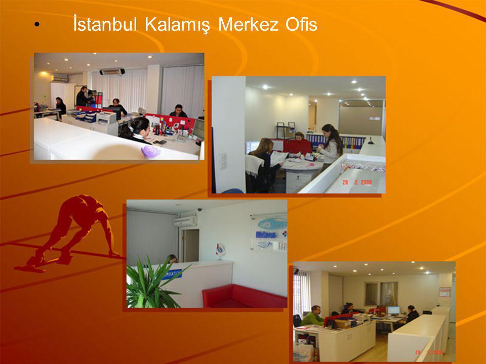 • İstanbul Kalamış Merkez Ofis