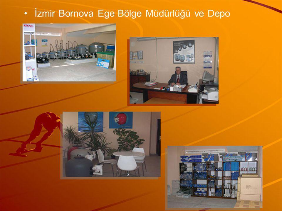 •İ•İzmir Bornova Ege Bölge Müdürlüğü ve Depo