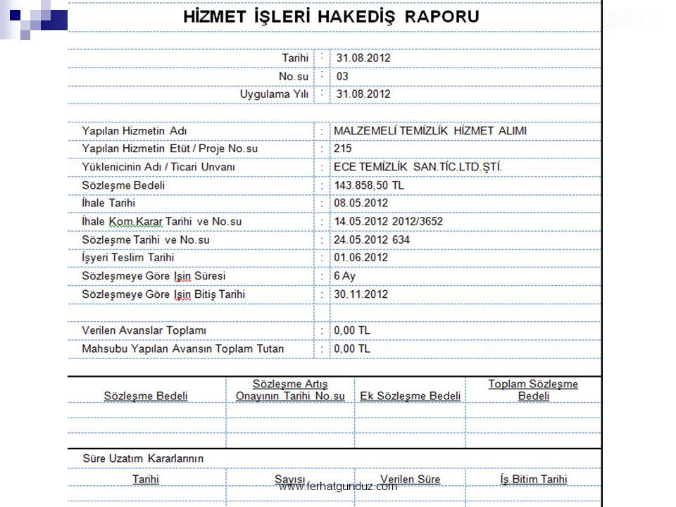 4735 sayılı Kamu İhale Sözleşmeleri Kanunuwww.ferhatgunduz.com