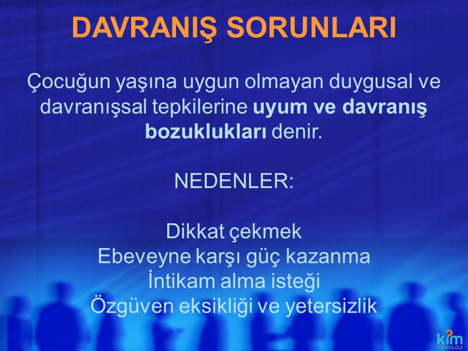EKİBİMİZ Psikiyatrist Prof.Dr. Kemal SAYAR Çocuk Ergen Psikiyatrisi Doç.