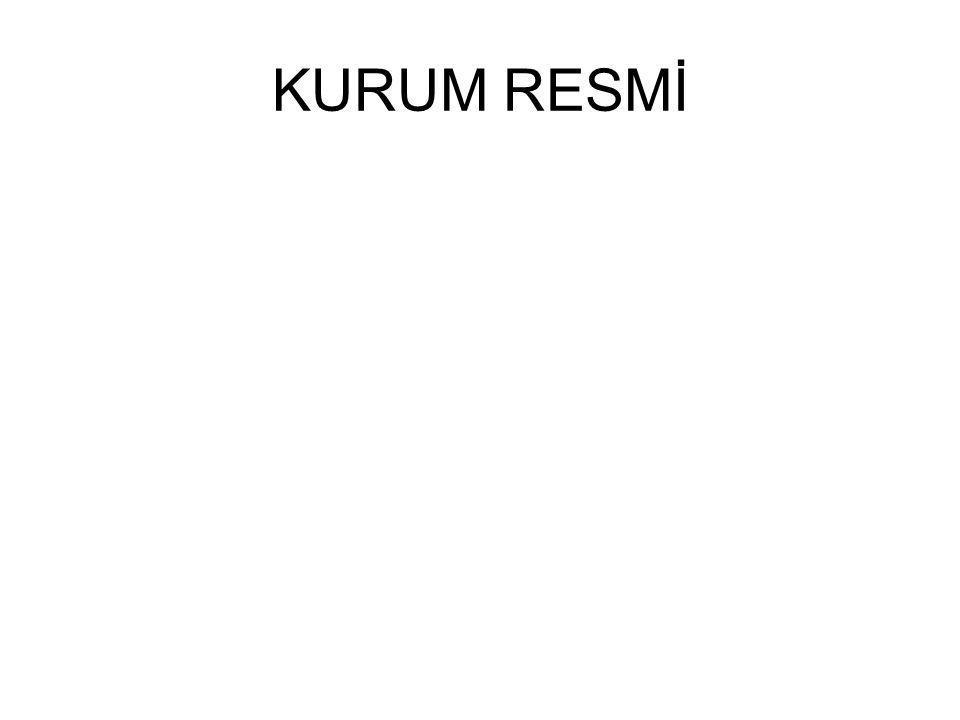 KURUM RESMİ