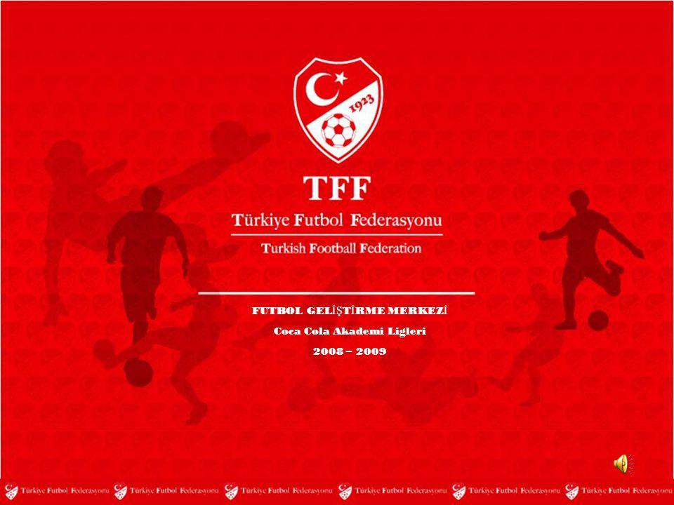Co ş kun SÜER EGE BÖLGE TEKN İ K SORUMLUSU coskunsüer@tff.org ULUSAL FUTBOL GEL İŞİ M AKADEM İ S İ Futbol akademileri kulüpler için TFF nin belirledi ğ i normlarda gerekli e ğ itimleri vererek, 3 yıl içinde Turkcell Süper Lig ve Bank Asya 1.