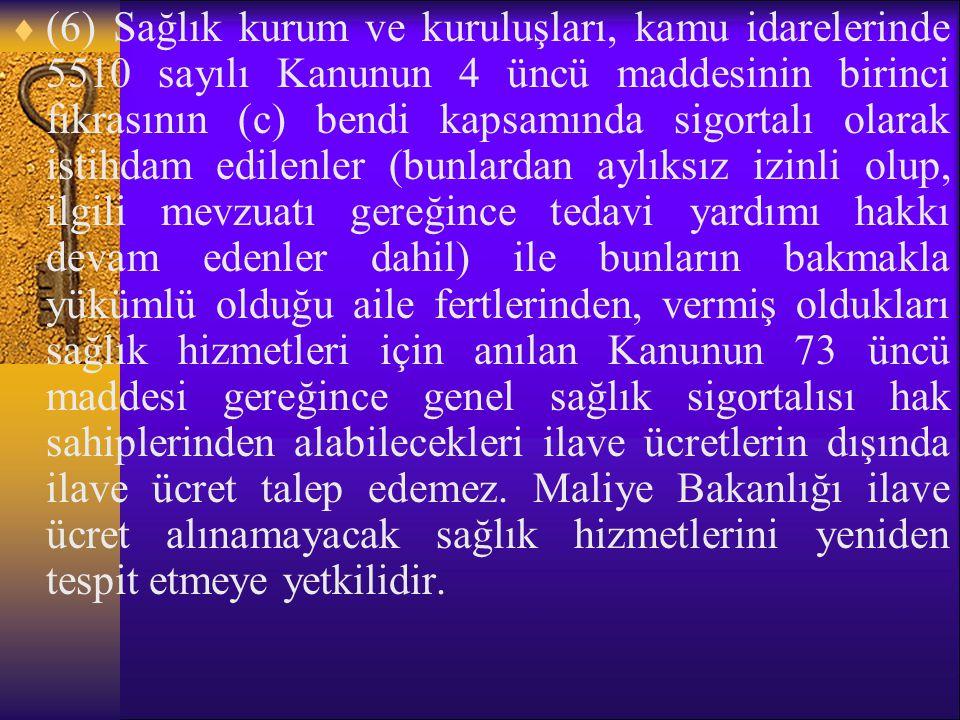 HARCAMA YÖNEETİMİ GENELGESİ (2008/6)