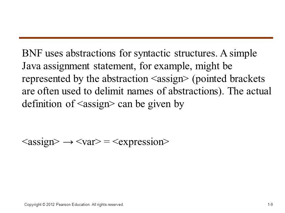 Expressions M e (, s)  = case of => M dec (, s) => if VARMAP(, s) == undef then error else VARMAP(, s) => if (M e (., s) == undef OR M e (., s) = undef) then error else if (.