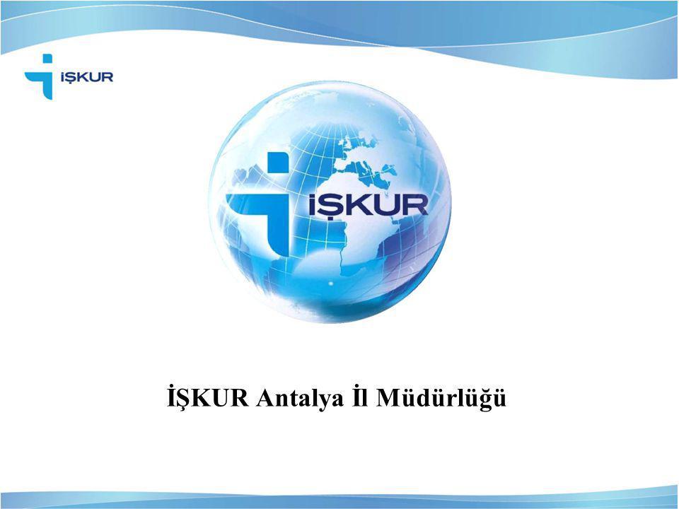 İŞKUR Antalya İl Müdürlüğü