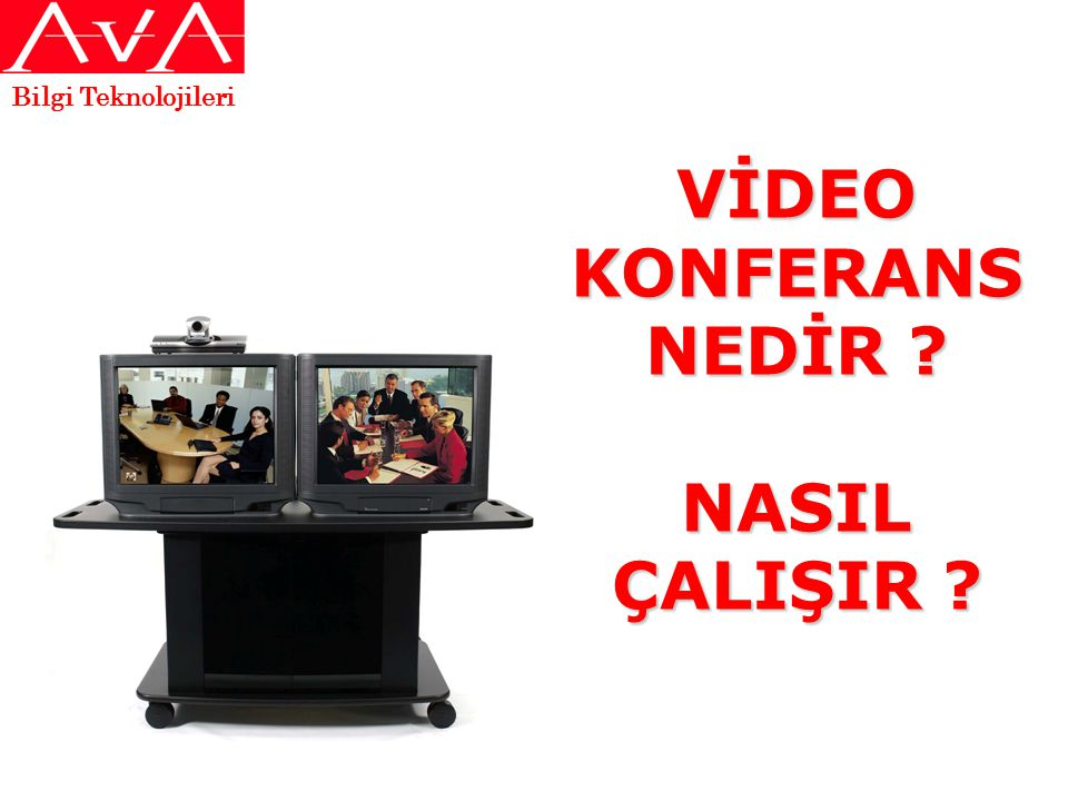 Genel Sistem Görünümü Internet Switched Circuit Network (POTS and ISDN) Gateway Gatekeeper MXM MCU ViGO & vPoint Falcon POTS Mobile Phone Falcon HD3000 HD5000 Messenger Video Phone IP Phone Bilgi Teknolojileri
