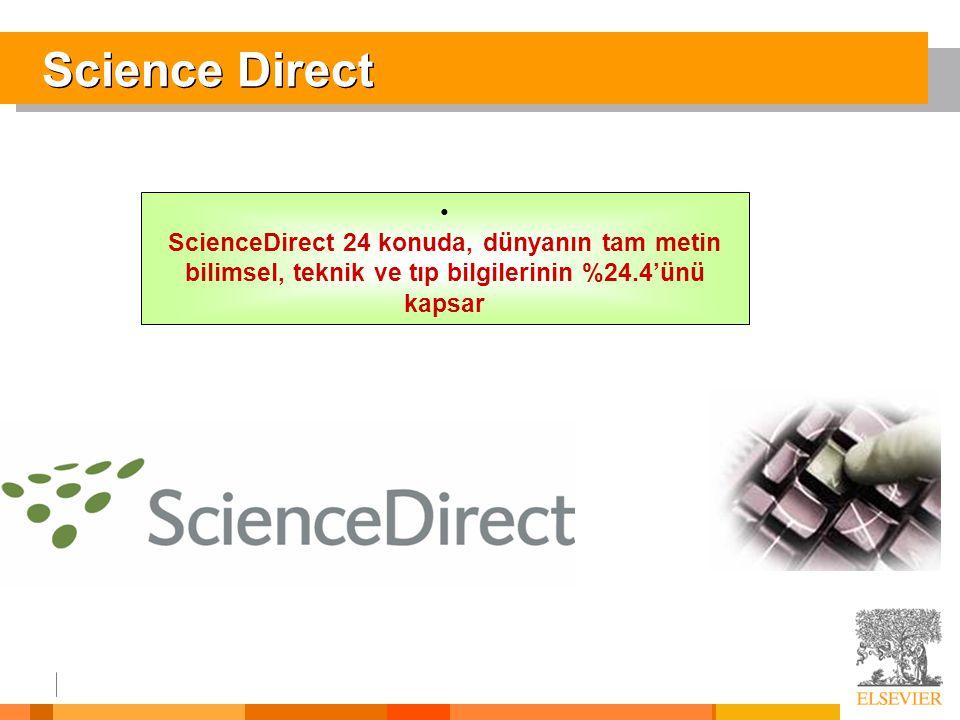 …not edilecek bazı web siteleri top25.sciencedirect.com info.sciencedirect.com trainingdesk.elsevier.com topics.scirus.com