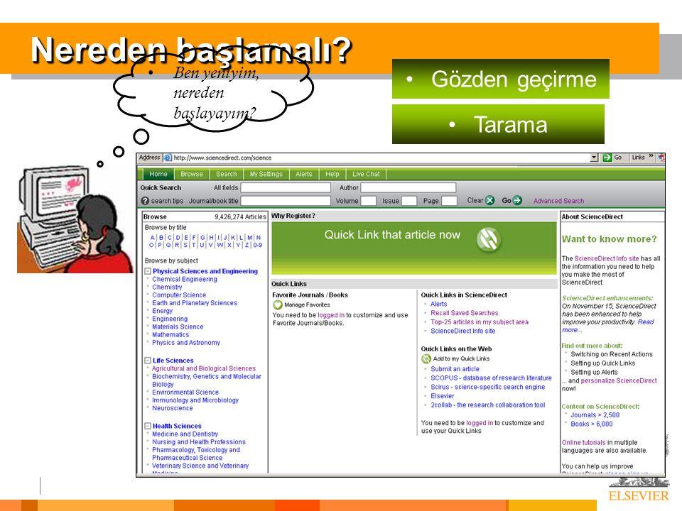 PDF Downloader  ScienceDirect'de En Yeni Özellik!