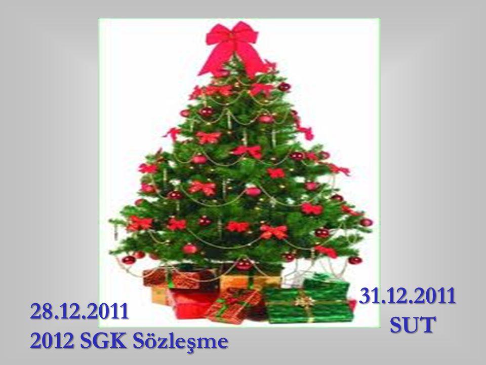 2012 SGK ÖZEL SAĞLIK HİZMETİ SATIN ALIM SÖZLEŞMESİ 7.5.