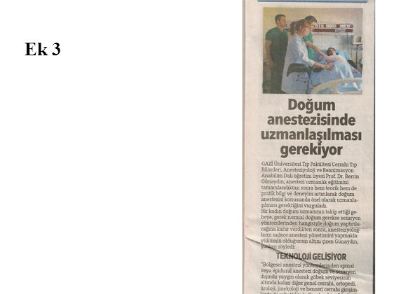Ek 4a:Ankara Magazin, Ekim 2006