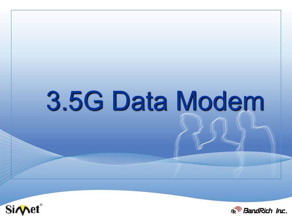 3.5G Data Modem