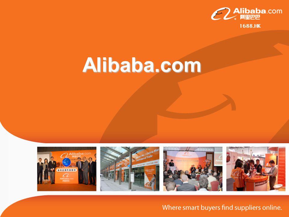 Alibaba.com 1688.HK