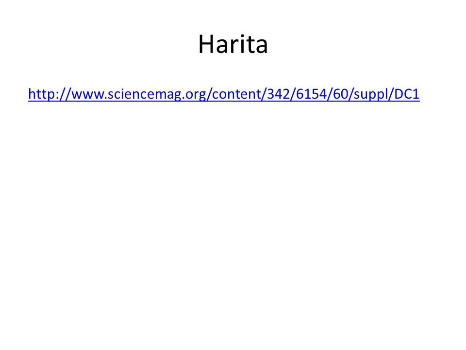 Harita http://www.sciencemag.org/content/342/6154/60/suppl/DC1
