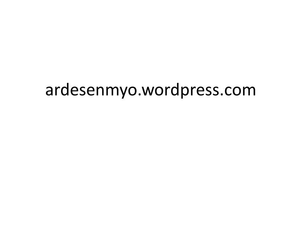 ardesenmyo.wordpress.com