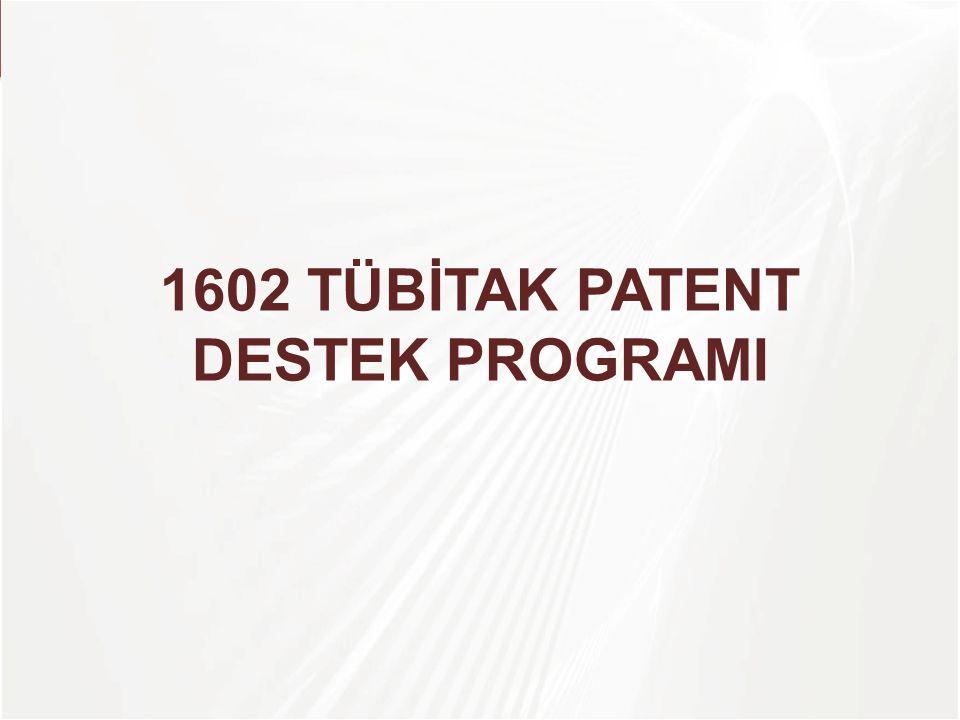 TÜBİTAK Patent Nedir. Patent Nedir.