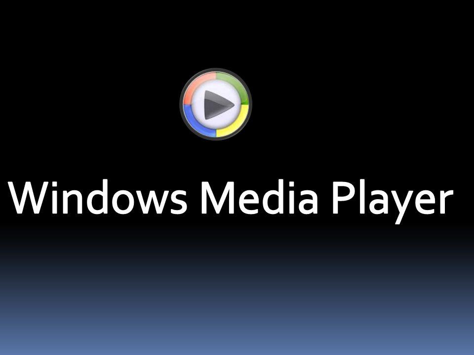 Windows Media Player 9 : Windows XP Creativity Fun Pack for Windows Media Player 9 Series eklenti paketi ile Media Player 9`a çok güzel görsel efektler katıldı.