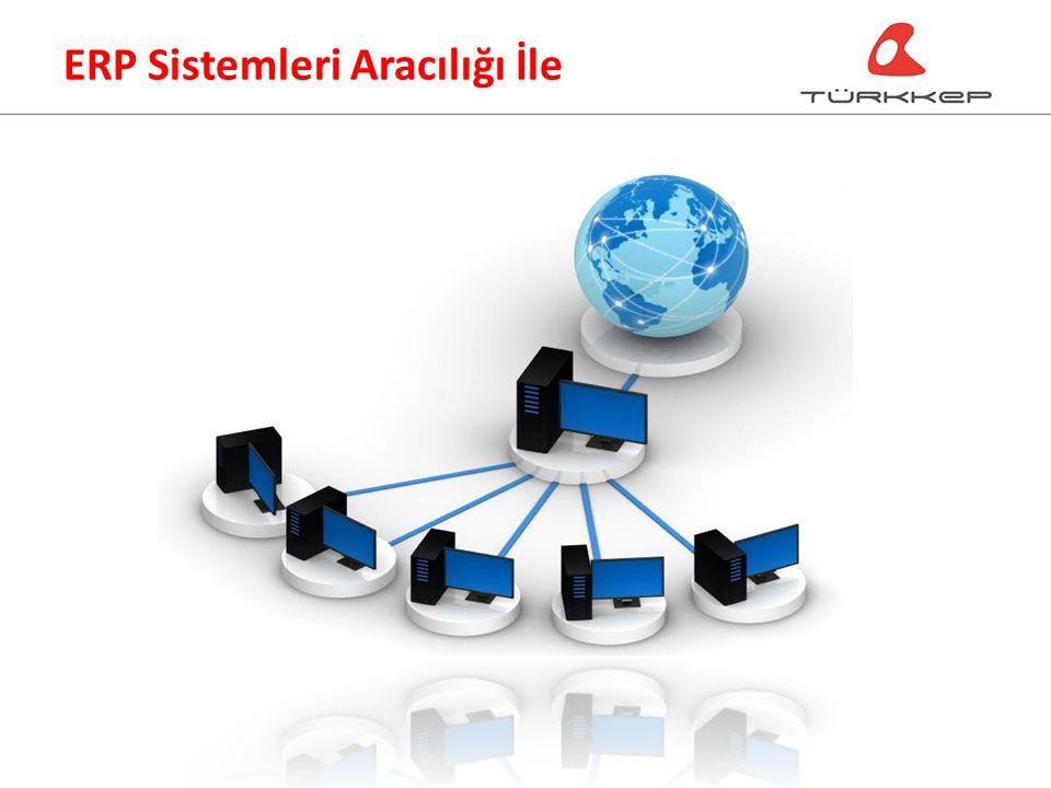 ERP Sistemleri Aracılığı İle