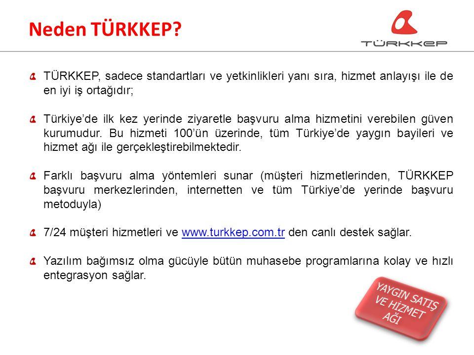 TÜRKKEP, sadece standartları ve yetkinlikleri yanı sıra, hizmet anlayışı ile de en iyi iş ortağıdır; Türkiye'de ilk kez yerinde ziyaretle başvuru alma hizmetini verebilen güven kurumudur.