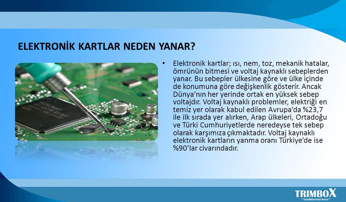 ELEKTRONİK KARTLAR NEDEN YANAR.