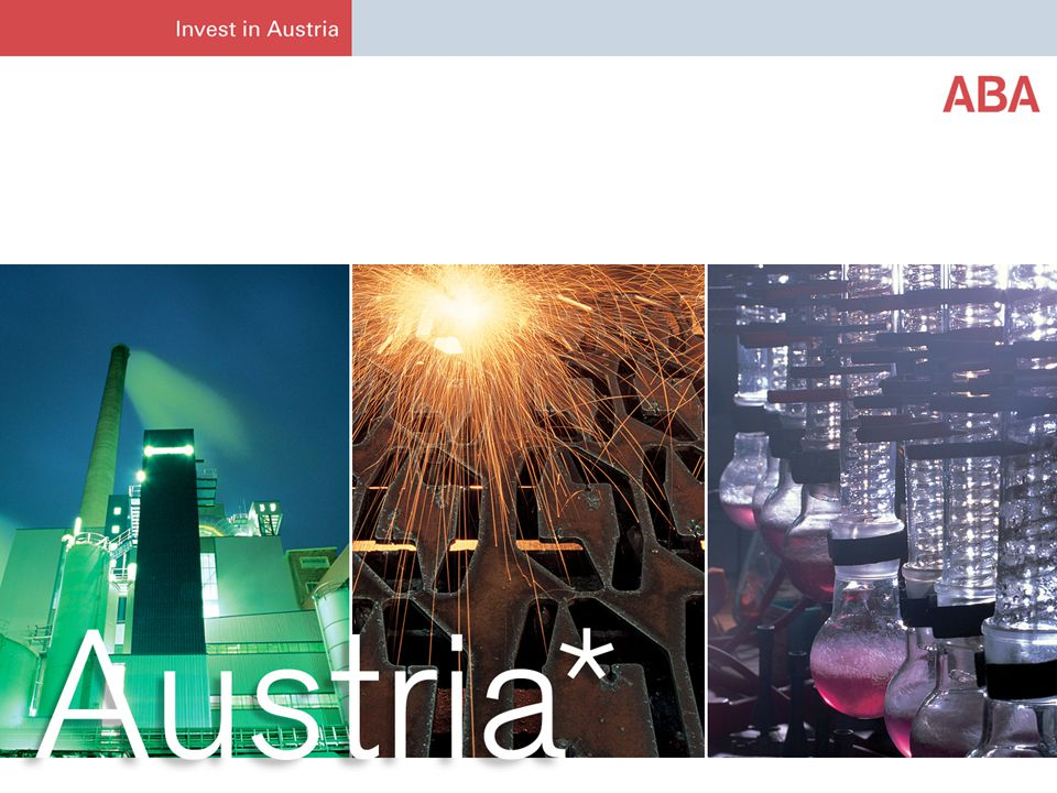 Peter CH. Löschl ABA-Avusturya ya Yatırım Avusturya – Doğu ve Batı Arasındaki Köprü