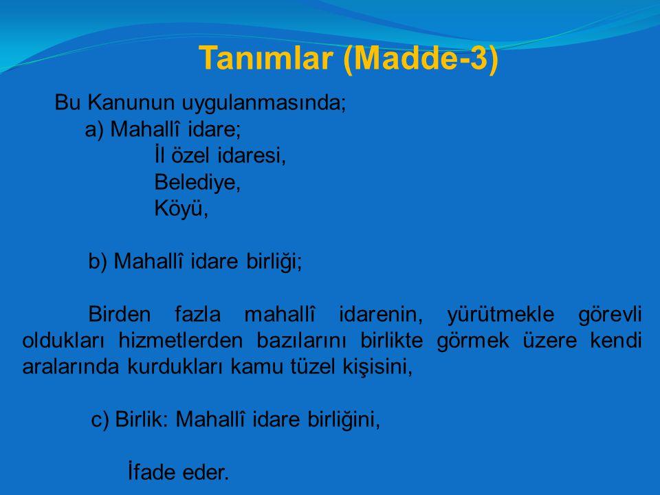 Birlik Başkanı (Madde-14) - 2 h) Birlik meclisi ve birlik encümeni kararlarını uygulamak.