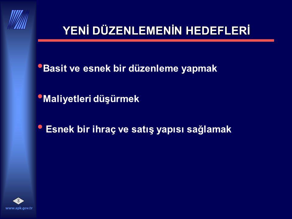www.spk.gov.tr 9 TEMEL DÜZENLEMELER • TTKn.