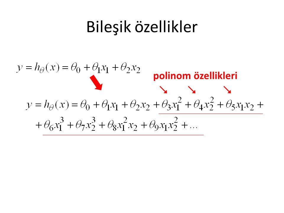 Bileşik özellikler polinom özellikleri