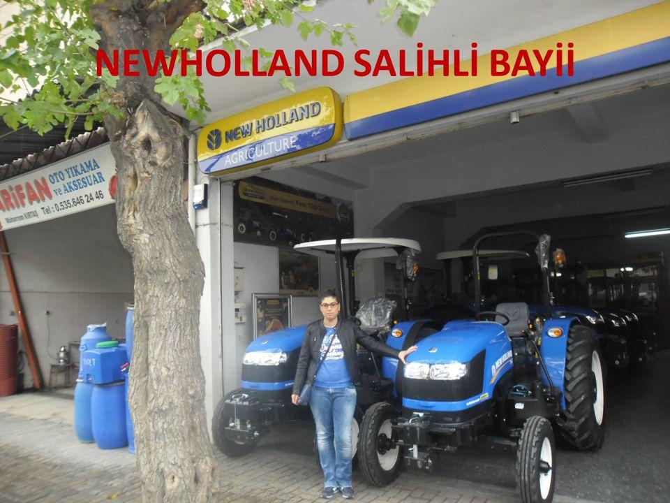 NEWHOLLAND SALİHLİ BAYİİ
