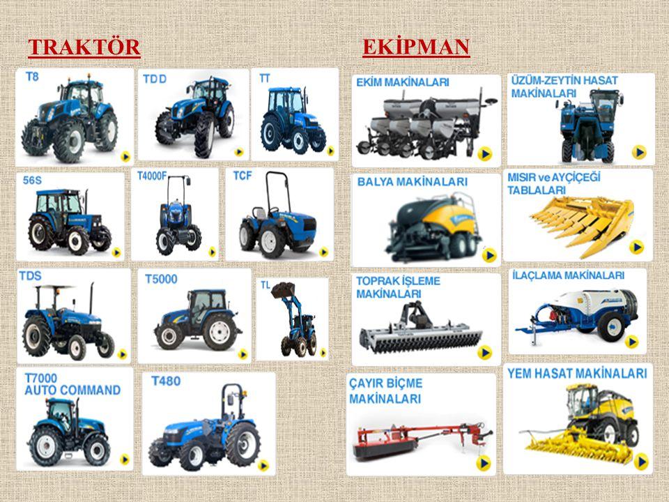 Tarlayı Kendi Kendine Süren Yarım Milyarlık Traktör  390 beygir gücüne sahip New Holland modeli dev traktör, normal traktörlerin 10 tanesinin yaptığı işi tek başına daha az süre ve maliyetle kendi kendine iş yapabilme özelliğine sahip.