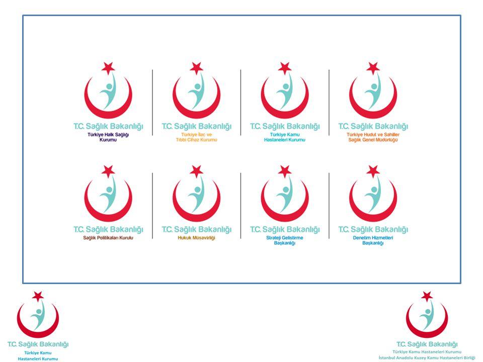 Hizmet Birimleri Hizmet Birimleri Sağlık Bilgi Sistemleri Genel Müdürlüğü •Sağlık alanında kullanılan bilişim sistemleri ve iletişim teknolojileri •Sağlık bilgi sistemleri ve projeleri politika, strateji ve standartları belirlemek Uygulamak