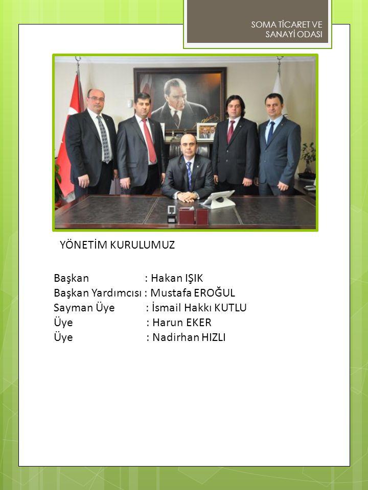 ZİRAAT BANKASININ ZİYARETİ SOMA GARNİZON KOMUTANININ ZİYARETİ E.L.İ.