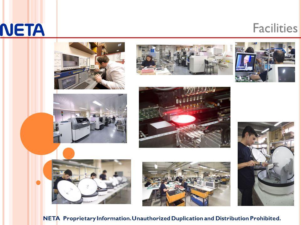 3 Facilities NETA Proprietary Information. Unauthorized Duplication and Distribution Prohibited.