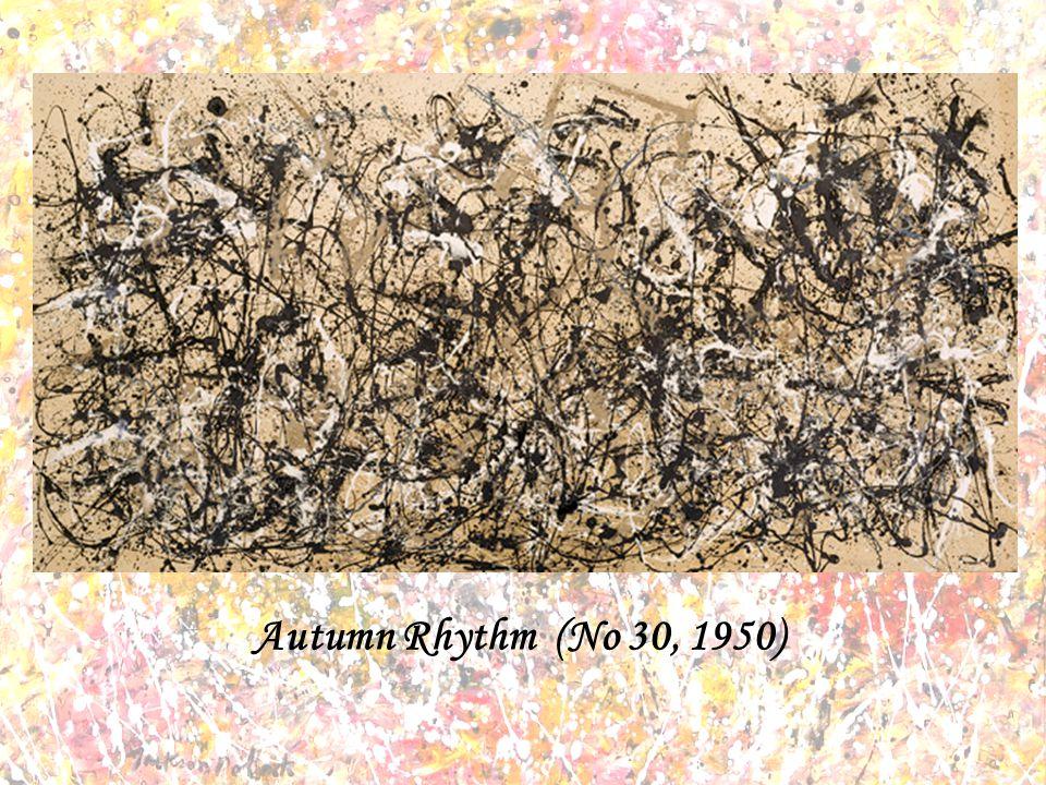 Autumn Rhythm (No 30, 1950)