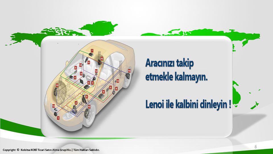 Araç Takip Anlaşması 9 Copyright © Kobitsa KOBİ Ticari Satın Alma Grup Hiz.| Tüm Hakları Saklıdır.