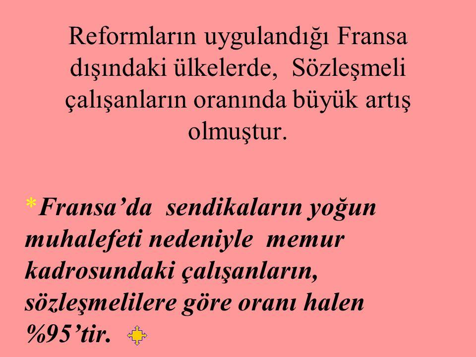 Performans sistemine geçiş gerekçeleri: •1739 sayılı Milli Eğitim Temel Kanunu; Öğretmenlik mesleğinin tanımı açık değildir..