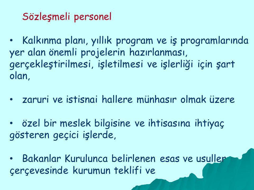 Memurluğa Girişte Genel ve Özel Şartlar * Türk Vatandaşı olmak, * 18 yaşını tamamlamış olmak * Ortaokulu bitirmiş olmak * Kamu haklarından mahrum bulunmamak,
