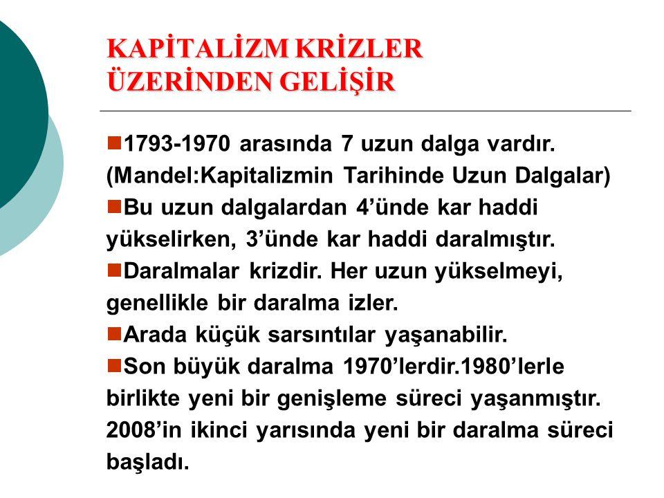 SERVET VERGİSİ TARTIŞILMALI -Türkiye'de mevduat sahiplerinin yüzde 1'i mevduatın yüzde 62'sine sahiptirler -Mevduat sahiplerinin yüzde 2'si ise yüzde 80'ine sahiptirler.