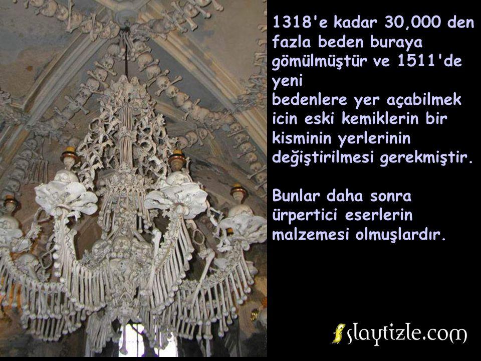 Hikaye 1218 yılında, güvenilen bir kişi olan Abbot Henry'nin kutsal topraklara hacca gitmesi ve oradaki mezarlıktan bir kavanoz toprak getirerek kilis