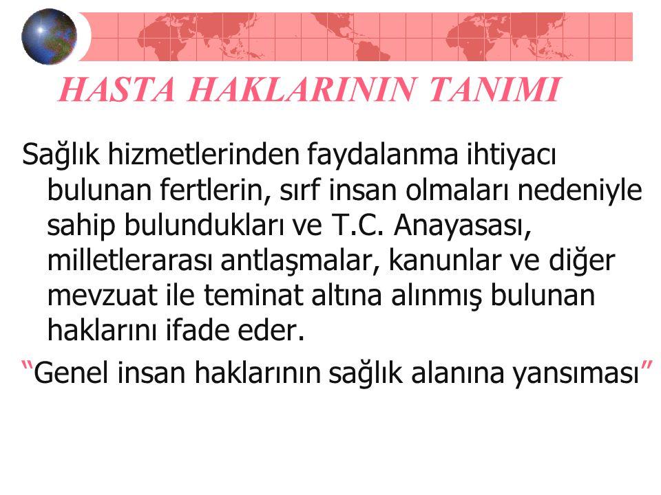 ŞANLIURFA EĞİTİM VE ARAŞTIRMA HASTANESİ HASTA HAKLARI BİRİMİ 2.