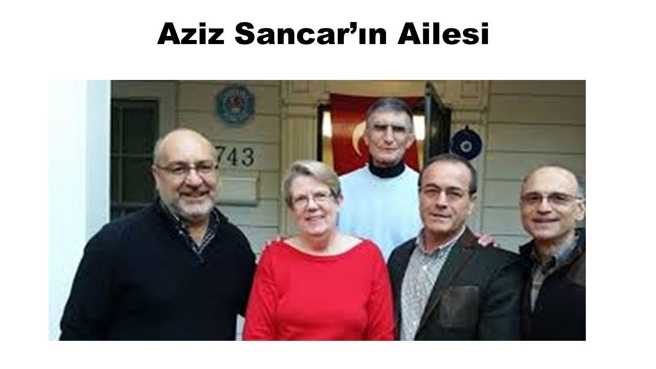 Aziz Sancar'ın Ailesi