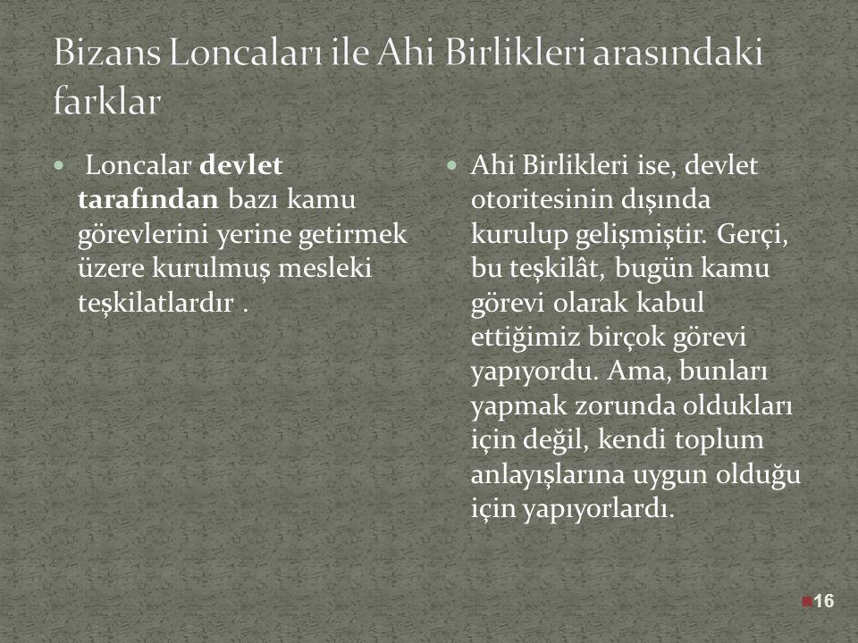Xlll. yüzyılın ortalarından itibaren Türk toplumunun sosyal, ekonomik ve kültürel hayatında çok önemli rol oynayan Ahi Birliklerinin kaynağını araştır