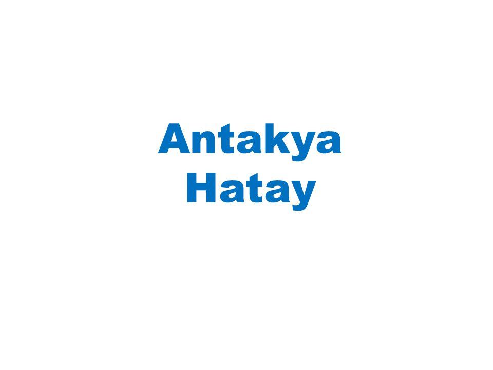 Antakya Hatay